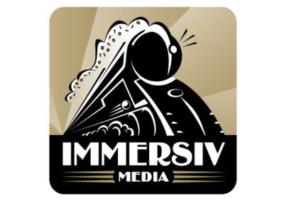 Immersiv Media Logo